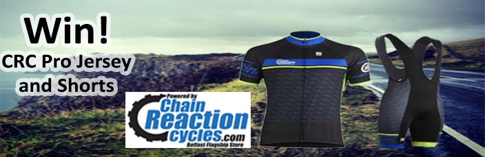 Win a CRC Pro Jersey and Shorts!